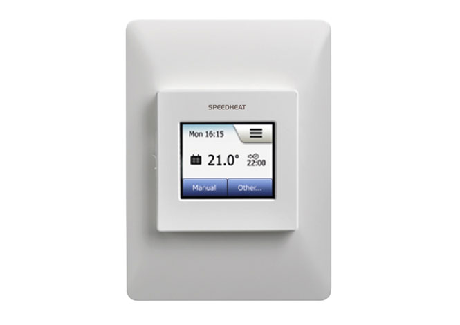 Introducing the MCD5 Touch Screen Thermostat
